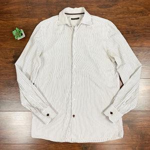 Louis Vuitton Paris L/S Dress Button-Down Shirt